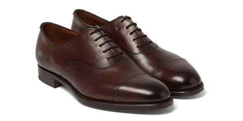 The Footwear Fix: Edward Green Chelsea Oxford Shoes