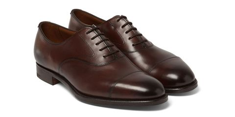 Footwear, Product, Brown, Oxford shoe, White, Red, Light, Tan, Leather, Maroon,