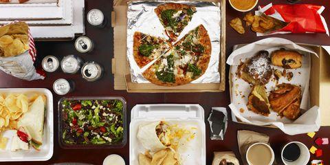 Food, Cuisine, Meal, Dish, Tableware, Plate, Recipe, Dishware, Fast food, Ingredient,