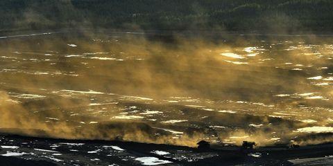 Atmosphere, Geological phenomenon, Space,