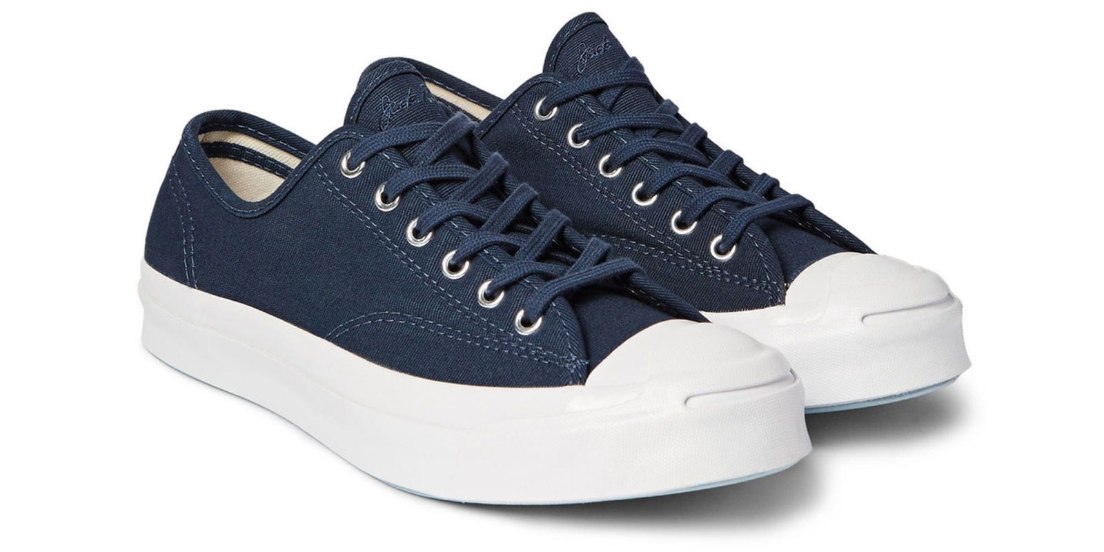 Reliable Online Converse Jack Purcell Canvas Plimsolls (Green) F95m4549