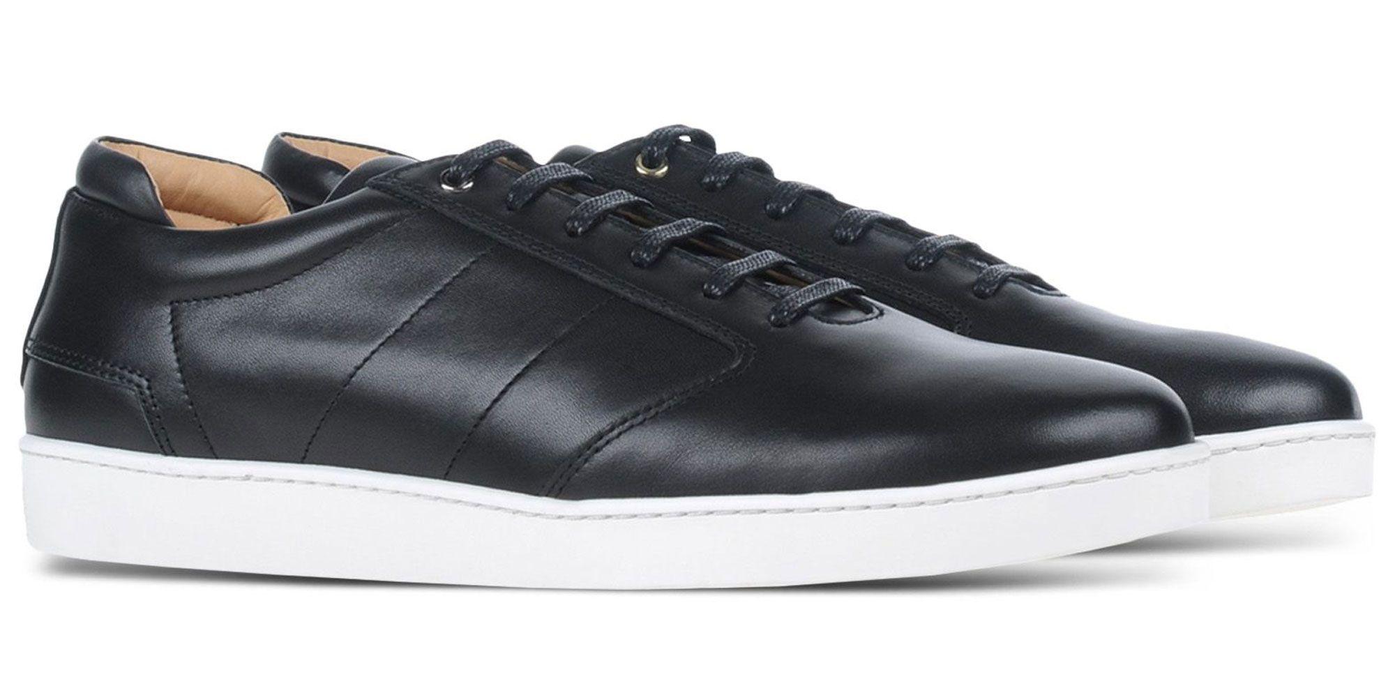 Want Les Essentiels White Intrecciato Sneakers lP3Nn0