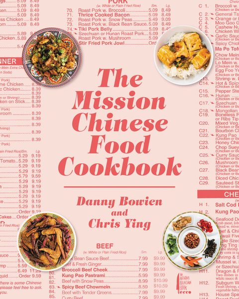 The Mission Chinese Cookbook
