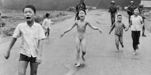 Napalm Girl, Then and Now