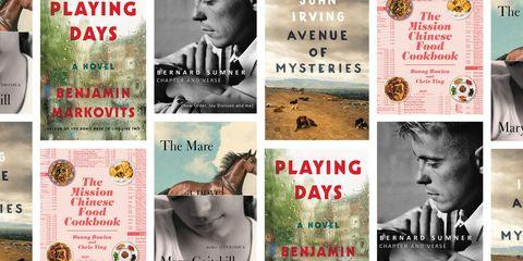 November book roundup composite