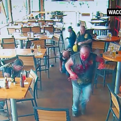 Police Release Violent Footage of the Biker Shootout in Waco
