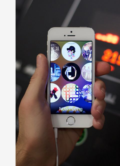 """<p>Nothing beats turning up your favorite song while you're cruising and with the free app <a href=""""http://macpaw.com/listen"""" target=""""_blank"""">Listen</a> you can do it without looking at your phone. The gesture-based music player has a simple, visual interface that integrates seamlessly with Apple Music, so navigating your tunes involves little more than a swipe—saving you time and frustration and keeping everyone in your vehicle, and on the road around you, safe.</p>"""