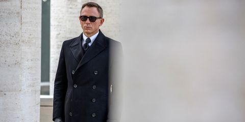 Spectre's Costume Designer Reveals What It Takes to Dress Bond