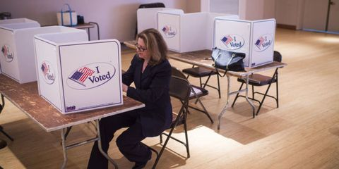 Gay Rights, Healthcare for the Poor, and Legalized Marijuana Were All Defeated at the Polls Yesterday