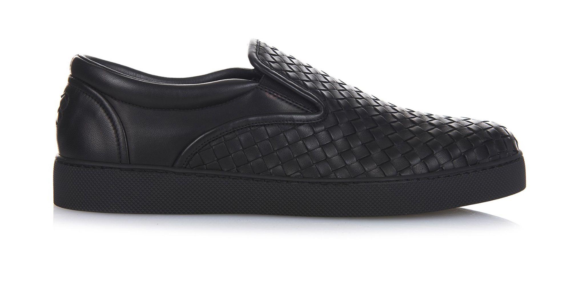 cea16bc75 The Footwear Fix: Bottega Veneta Intrecciato Sneakers