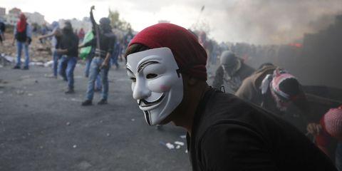 Headgear, Costume, Humour, Smoke, Mask,