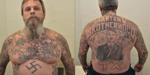 An Aryan Brotherhood Kingpin from Texas Is Getting Life in Solitary Confinement