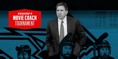 Providence College Friars men's ice hockey coach Nate Leaman