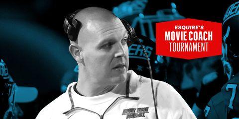 Mount Union Coach Vince Kehres