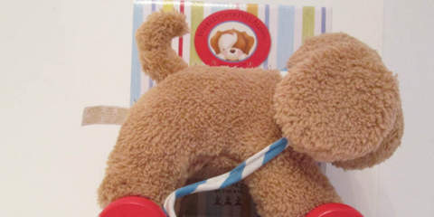 Toy, Baby toys, Stuffed toy, Plush, Circle, Teddy bear, Baby Products,