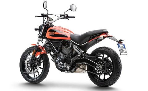 <p><strong>Base Price</strong>: $7,995</p><p>The Ducati Scrambler makes our mouths water. It's like an old-school dirt-track bike blended with a minimalist street fighter. Ducatis are Italian, though, and that means they can get expensive. It's not hard to find a Scrambler with all the coolest styling add-ons for close to $12,000. </p><p>There's one model that keeps the price tag very reasonable. For less than $8,000, the Sixty2 brings the visual coolness but has a smaller air-cooled 399cc Twin with 41 hp, instead of the much stronger 800cc engine in most models. The Sixty2 may not be the quickest Ducati, but with only 400 pounds to haul around, it's probably plenty fun. And because it has a low 31-inch seat height, this could be a great bike for new or shorter riders.</p>