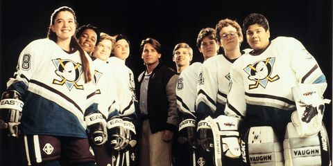 how mighty ducks the movie became mighty ducks the nhl team