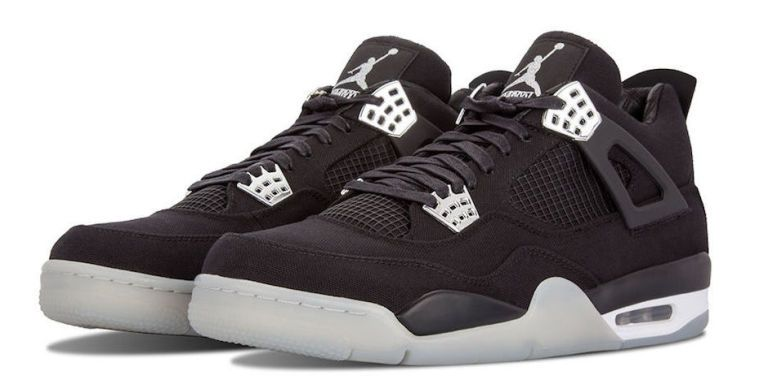 People Just Spent a Small Fortune on These Eminem x Carhartt x Air Jordan 4  Shoes