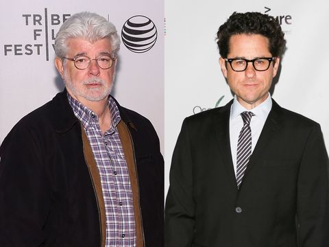 Star Wars Nerds Have Made George Lucas and J.J. Abrams' Lives a Living Hell