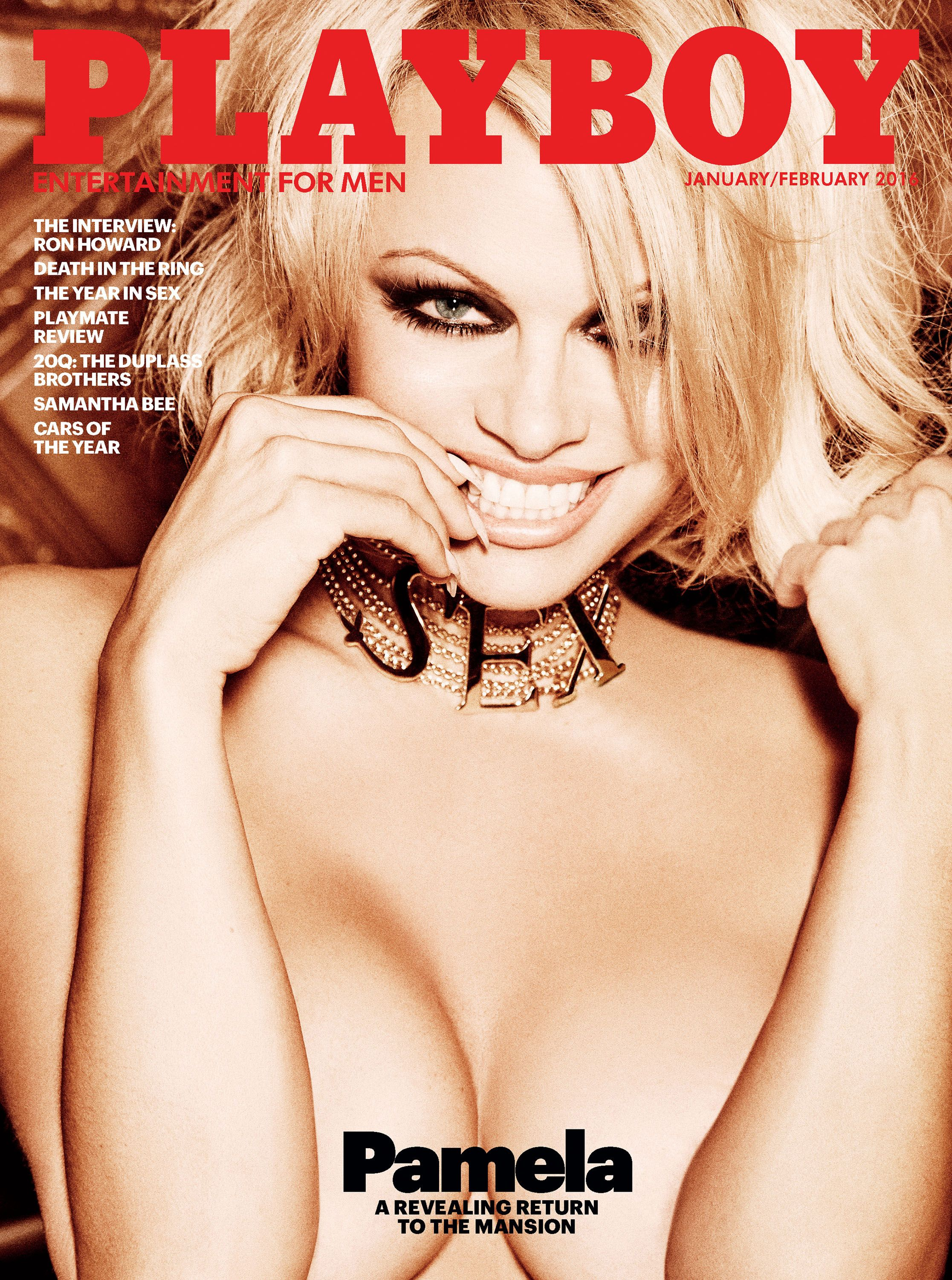 Anderson Cooper Nude Pics pamela anderson is playboy's coverstar for its last nude issue