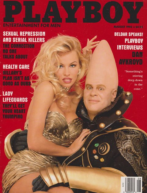 Pamela Anderson Is Playboys Coverstar For Its Last Nude Issue-7692