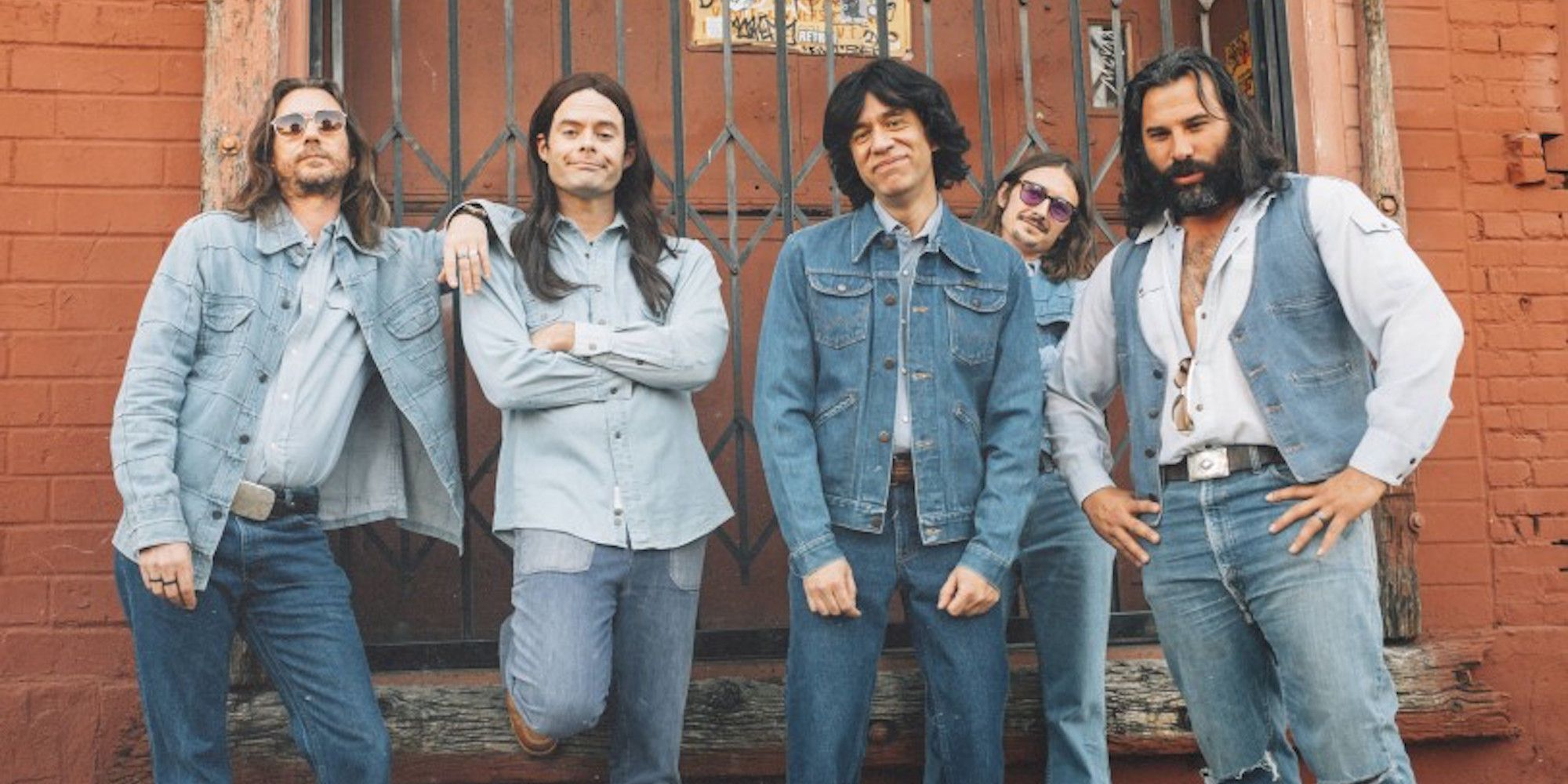 Bill Hader and Fred Armisen's Fake Yacht Rock Band Just Got