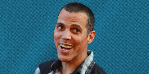 Steve-O Heads to Jail Today, But Not For the Reason You Think
