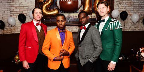 Coat, Dress shirt, Collar, Trousers, Shirt, Outerwear, Suit trousers, Suit, Formal wear, Tie,