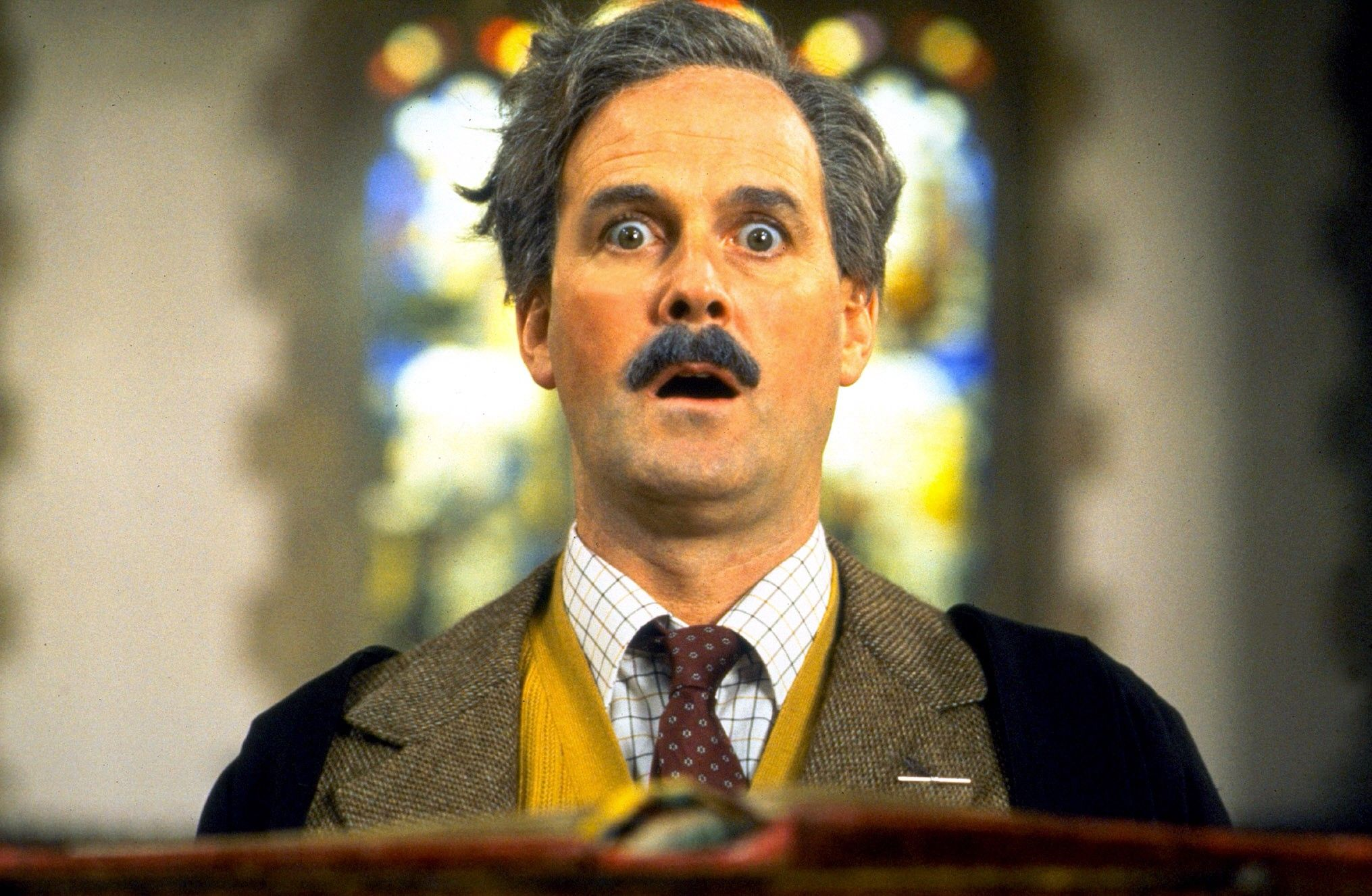 john cleese facts