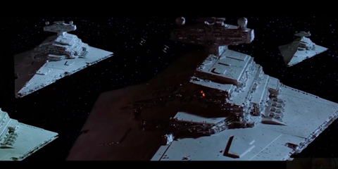 5 Reasons the Star Wars Spaceships Don't Make Any Sense