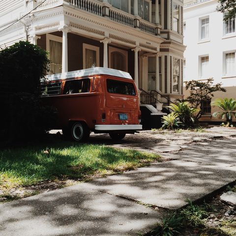 """<p>We love the VW Van, you love the VW Van, everyone loves the VW Van. It was definitely one of the most iconic and convenient ways of camping out in the twentieth century (not to mention fashionable). People had a great time customizing them, too. Rumor has it that <a href=""""http://www.roadandtrack.com/new-cars/future-cars/news/a27560/2017-vw-microbus-electric-concept/"""">VW is building an all-electric microbus in 2017</a>, hopefully adding an EV aspect to the hippy van's legacy.</p>"""