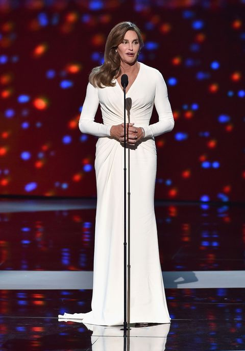 "<p>Bruce Jenner transitioned to Caitlyn Jenner this year and <a href=""http://www.cosmopolitan.com/entertainment/celebs/news/a41278/meet-caitlyn-jenner-vanity-fair-cover-star/"">debuted her new look</a> on the cover of <em>Vanity Fair</em> in June. She also starred in a reality show <em>I Am Cait</em>, accepted awards for her bravery and drew criticism for remarks some deemed insensitive (<a href=""http://www.cosmopolitan.com/entertainment/celebs/news/a50782/caitlyn-jenner-transphobia-apology-time-magazine/"">for which she apologized</a>).</p>"