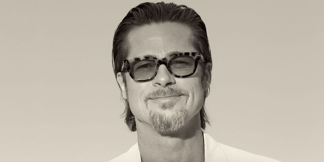 Brad Pitt Cover Story Interview - Brad Pitt Photos and Quotes