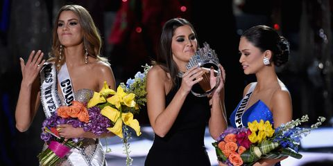Here's the Cringe-Worthy Miss Universe Moment Everyone Is Talking About