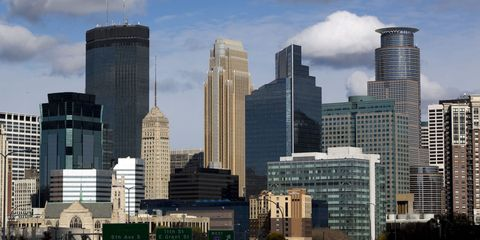 Tower block, Metropolitan area, Daytime, Urban area, City, Metropolis, Cityscape, Cloud, Skyscraper, Facade,
