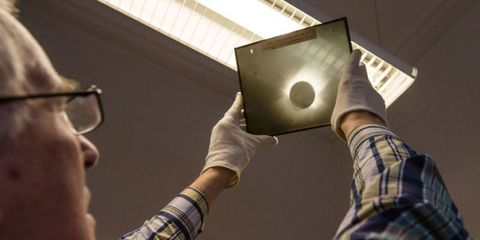 120-Year-Old Photos of Space Were Just Discovered in a Basement