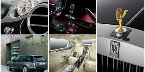 15 of the Most Outrageously Indulgent Vehicle Options