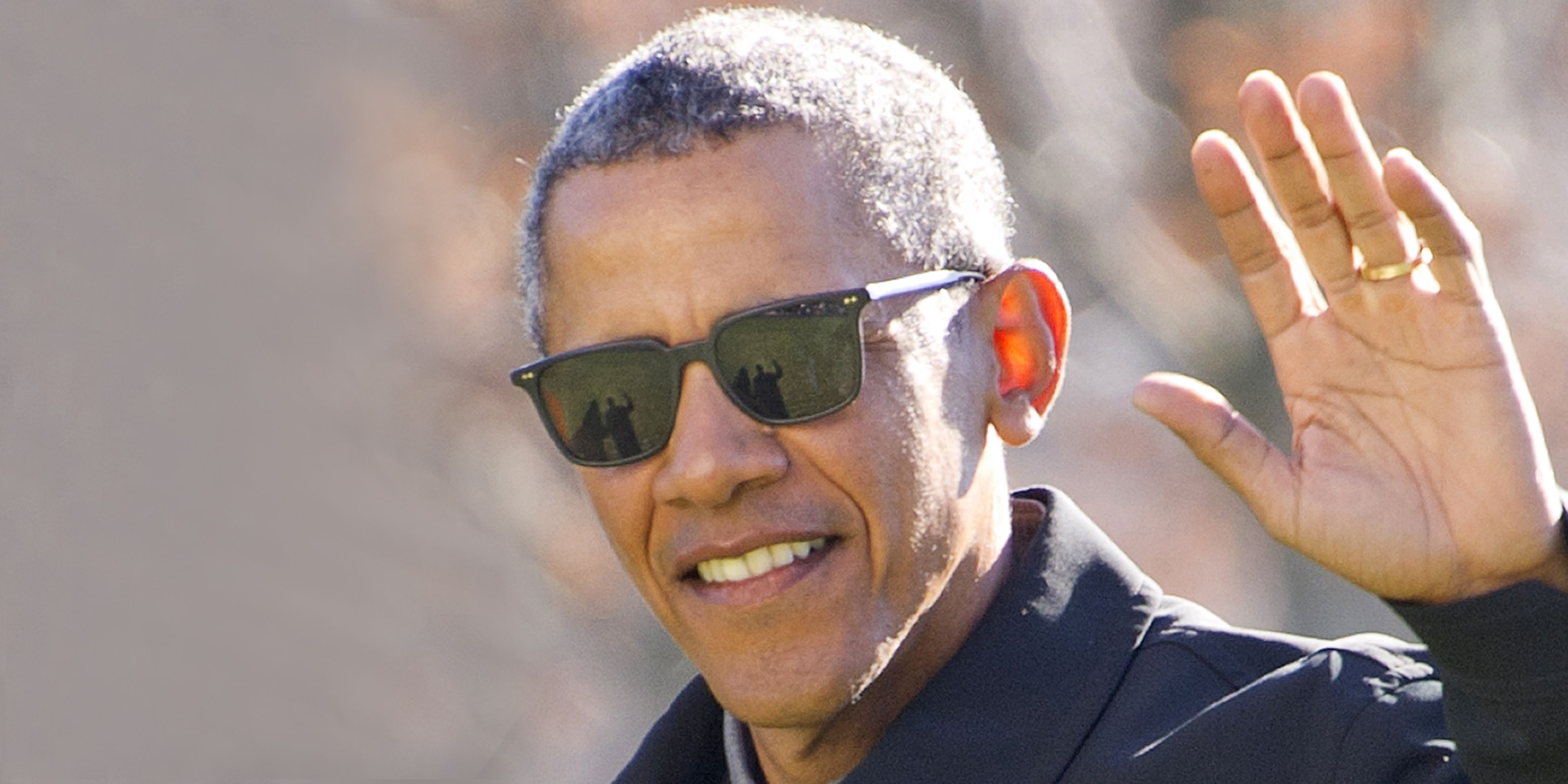 You Too Can Have Sunglasses Like President Obama's