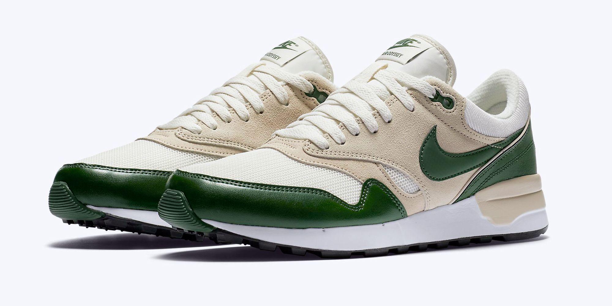 The Footwear Fix: Nike Air Odyssey Sneakers