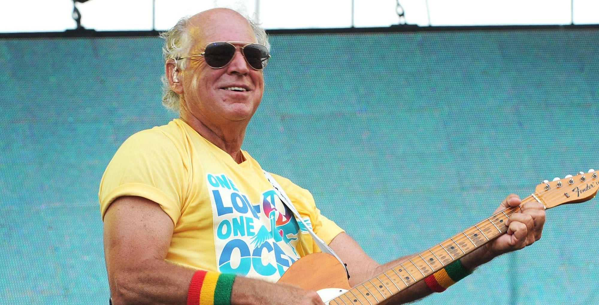 A Florida City Used Jimmy Buffett Lyrics as a Legal Defense (They Lost)