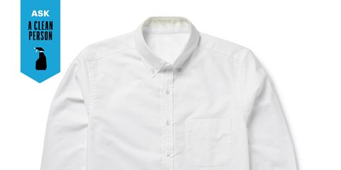 How To Get Rid Of Those Collar Stains Once And For All