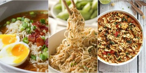 15 Delicious Ways to Upgrade Your Ramen Noodles