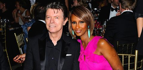 Iman on David Bowie, Growing up Muslim, and Racism in the Fashion Industry