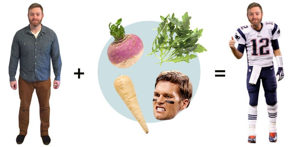 What Happens When a Die-Hard Patriots Fan Tries Tom Brady's Diet?