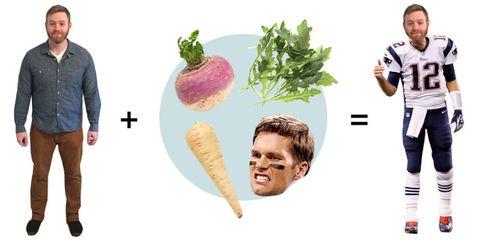 What Happens When a Die-Hard Patriots Fan Tries Tom Brady's Diet?