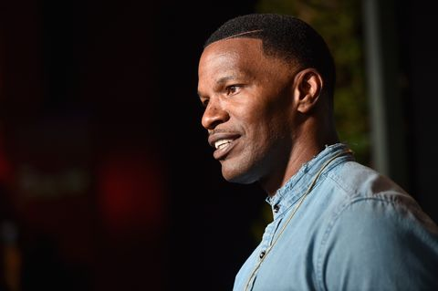 Jamie Foxx Casually Saved a Man From a Burning Truck