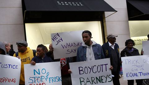 Barneys Customer Who Was Racially Profiled Will Receive $45,000 From New York City