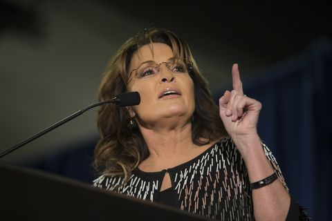 This Army Veteran Has a Powerful Message About PTSD for Sarah Palin