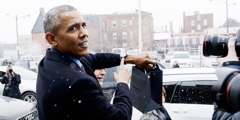 Here's What You Need to Know About President Obama's Badass Shinola Watch