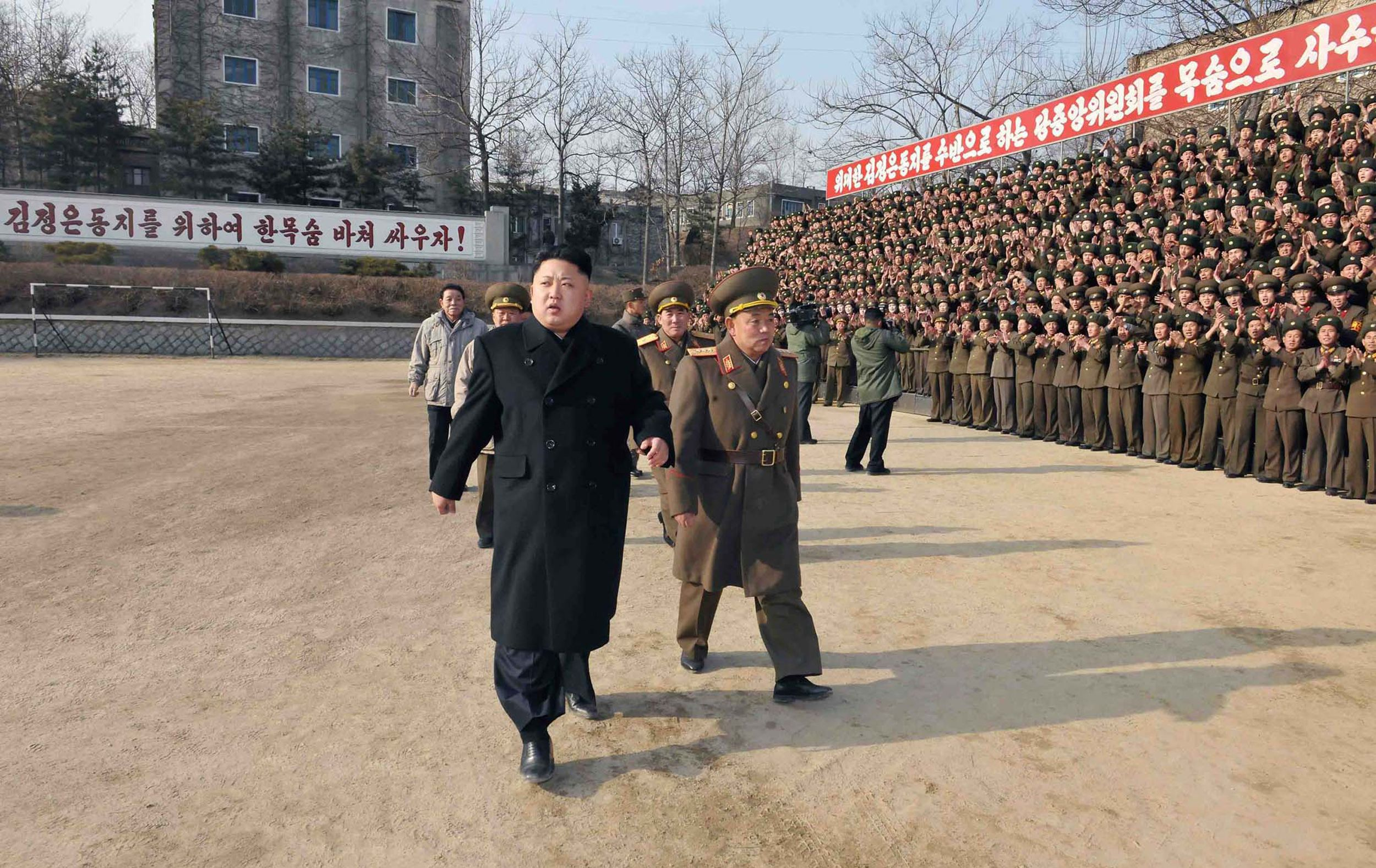 """North Korea Has Detained an American College Student for """"Committing a Hostile Act"""""""